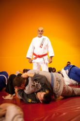 Grand Master Flavio Behring Seminar at Absolute MMA
