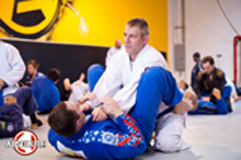 Absolute MMA - Utah's Best Brazilian Jiu Jitsu - Grand Master Flavio Behring Seminar - January, 2012
