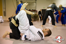 Absolute MMA - Utah's Best Jiu Jitsu - World Champion Marcio Corleta Seminar