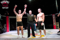 Absolute MMA Fighter, William DaBell, Wins via Rear Naked Choke in his 2nd Amateur MMA fight